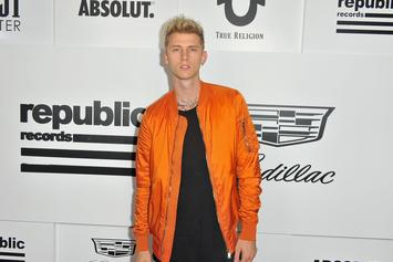Machine Gun Kelly Reveals What He Said Before Losing His Virginity