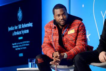 "Meek Mill Wants People To Stop ""Gassin'"" Yung Ro & Blueface To Beef"