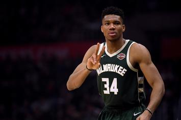 Giannis Antetokounmpo Posterizes Julius Randle: NBA Twitter Reacts