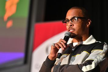 """T.I. Calls Out Wack 100's Social Media Hypocrisy: """"Until It's In My Face It's Fake"""""""