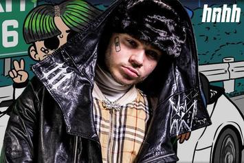 """Bexey Unpacks His Fearless Bars On JackBoy Collab """"London To 1800"""""""