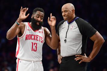 Houston Rockets File Protest, Hope To Replay Final Eight Minutes Of Spurs Game