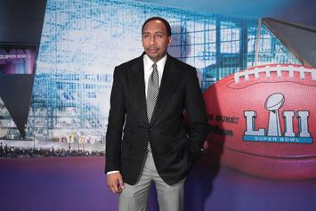 Stephen A. Smith Issues Antagonizing Message To Cowboys Fans: Watch