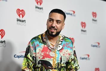 "French Montana Admits ""Turning Up"" Too Much Landed Him In The Hospital"