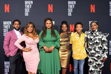 """Ava DuVernay's """"When They See Us"""" Snubbed At Golden Globes & People Are Upset"""