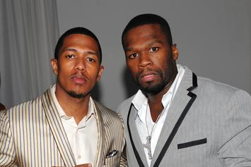 """50 Cent Comes For Nick Cannon After Eminem Diss Track: """"That Sh*t Was Trash"""""""
