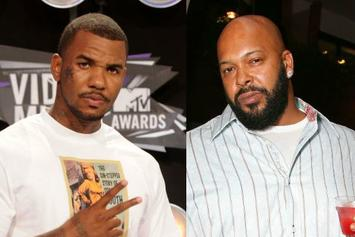"The Game Recalls Pulling Gun On Suge Knight: ""I Held My Own"""