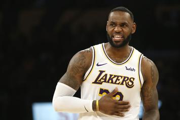LeBron James Expresses Confusion Over Jared Dudley Ejection