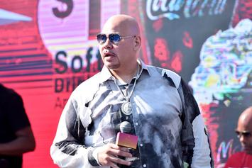 Fat Joe's Reaction To Hearing Eminem's Nick Cannon Diss Is Priceless