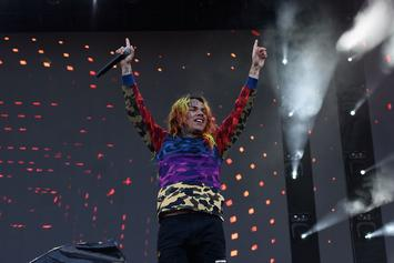 Tekashi 6ix9ine's Girlfriend Sends Emotional Letter To His Judge