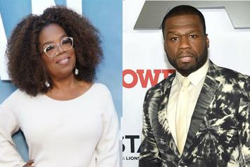 "50 Cent Accuses Oprah Winfrey Of Targeting Black Men: ""No Harvey Weinstein, No Epstein"""