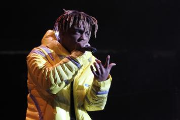 Juice WRLD's Entourage Not Likely To Face Charges Over Drug Bust: Report
