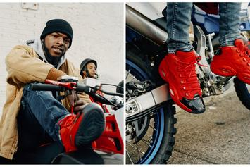 """Allen Iverson's Reebok Question Unveiled In New """"Heart Over Hype"""" Colorway"""