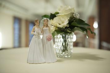 The Hallmark Channel Pulls Ads Featuring Same-Sex Marriage