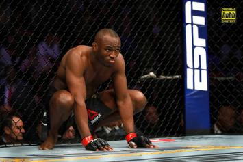 How UFC 245 Cemented The Year Of Kamaru Usman