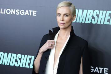 "Charlize Theron Is ""Not Ashamed"" To Discuss Her Mother Killing Her Father"