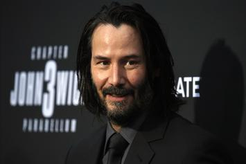 """Keanu Reeves & Alex Winter Have Become """"Bill & Ted"""" Once More"""