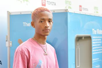 "Jaden Smith Assures His Family He's ""Fine"" Following Health Concerns"