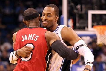 LeBron James Expresses His Repressed Anger With Dwight Howard