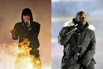 The Game Draws Badass Parallel Between Eminem & Kendrick Lamar