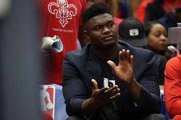 Jalen Rose Doubts Zion Williamson Will Ever Play 82 Games In His Career