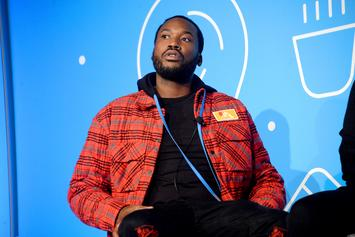 """Meek Mill Regrets Drunken Luther Vandross Freestyle: """"I'm Not Drinking No More"""""""