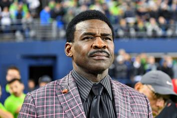 Michael Irvin Hilariously Creates New Word For Stephen A. Smith