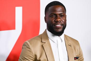 Woman Who Sued Kevin Hart For Injury To Eye Socket Changes Her Case