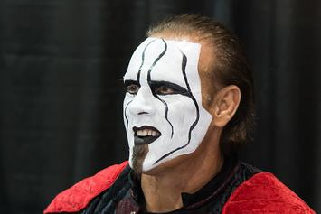 Sting Expresses Interest In Undertaker Match At Wrestlemania
