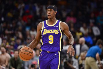 Rajon Rondo Responds To Kevin Garnett's LeBron James Comments