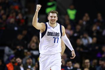 Luka Doncic's Rumored Sneaker Deal Revealed
