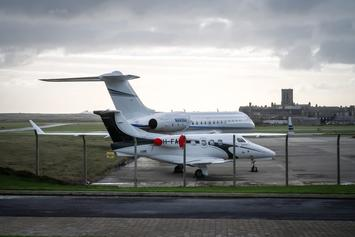 Seventeen Year Old Girl Steals & Crashes $2 Million Private Jet At Airport