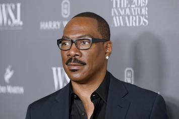 """Eddie Murphy Shares Prince Stories, Regrets Rejecting """"Roger Rabbit"""" Role"""
