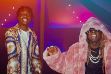 "Lil Tjay Heads To The Circus With Lil Wayne In ""Leaked (Remix) Video"
