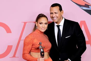 Jennifer Lopez Flaunts Toned Abs With A-Rod In Miami While Prepping For Super Bowl