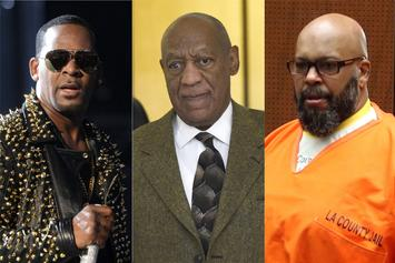 R. Kelly & Suge Knight Eating Good In Prison On Christmas Day; Bill Cosby Is Not