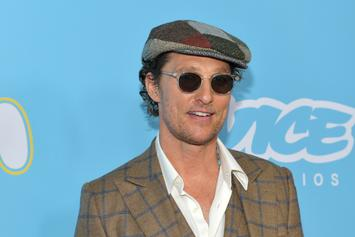 "Matthew McConaughey Tries To Escape His Marijuana Empire In Guy Ritchie's ""The Gentlemen"""
