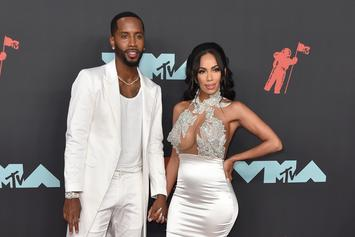 Erica Mena Confused For Nicki Minaj, Safaree Orders Security Beatdown