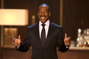 """Eddie Murphy's Leather """"Delirious"""" Suit Was Destroyed By Keenan Ivory Wayans"""