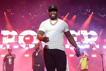 50 Cent Dresses As Santa & Buys Himself The Best Christmas Gift Of All