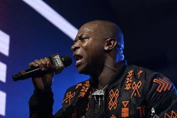 """O.T. Genasis Gives Powerful Performance Of """"Never Knew"""" At The Game's Xmas Party"""