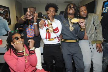 """Quavo Offers Bobby Shmurda Update: """"Bout To Touch Turf Soon"""""""