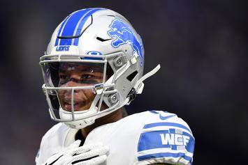 Detroit Lions' Marvin Jones Mourns Death Of His 6-Month-Old Son, Marlo