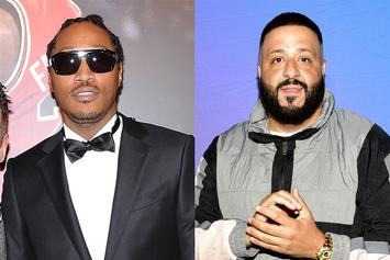 """Future Tells DJ Khaled He Needs To """"Live A Little"""" In 2020"""