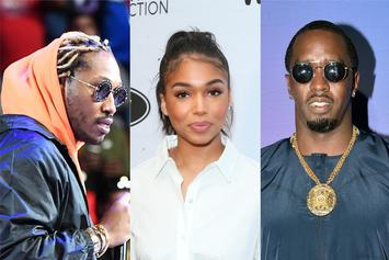 Future & Diddy Hanging Out While Lori Harvey Was At Home Sick Had Twitter Trolling