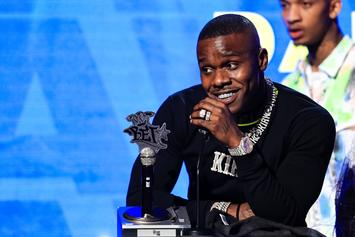 DaBaby Previews New Song On IG Live Following Release From Jail