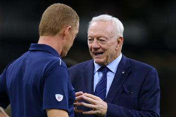 Cowboys Fire Head Coach Jason Garrett, Jerry Jones Reacts