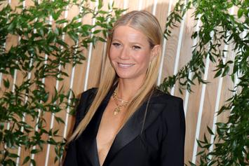 Gwenyth Paltrow's Golden Globes Dress Attracted Lots Of Haters Online