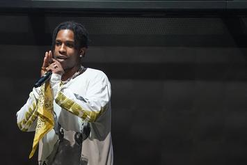 A$AP Rocky Defends His Past Remarks About Black Lives Matter