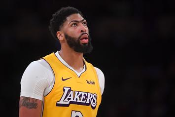 Anthony Davis Refuses Lakers Max Extension, Will Go To Free Agency